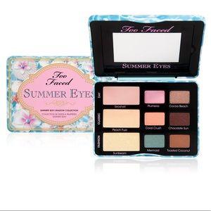 Too Faces Summer Eyes Eyeshadow Palette