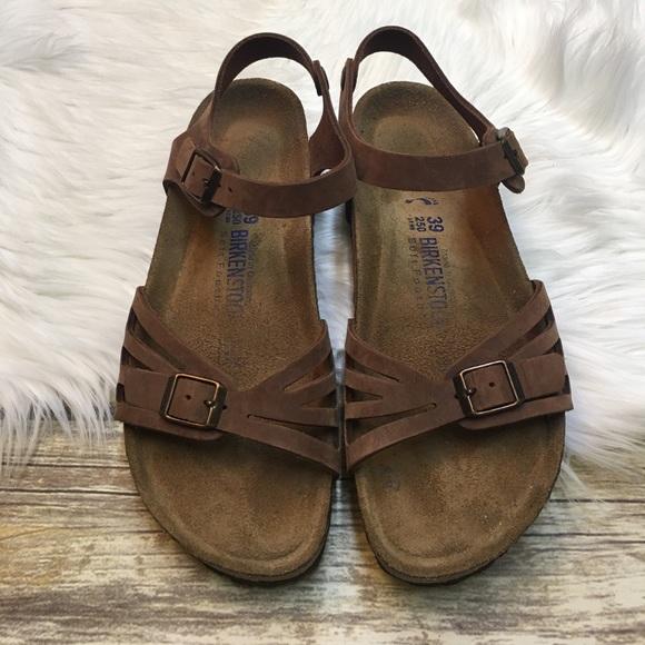df186160c85 Birkenstock Shoes - Birkenstock Bali Brown Leather Sandals