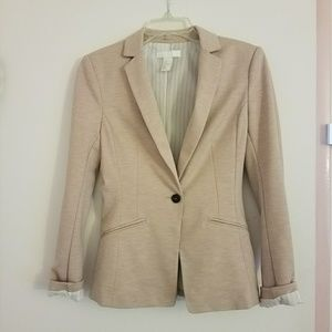 Light Pink H&M Blazer