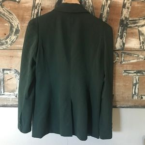 Forever 21 Jackets & Coats - Emerald one button blazer