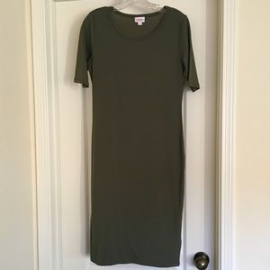 Small Army Green LuLaRoe Julia