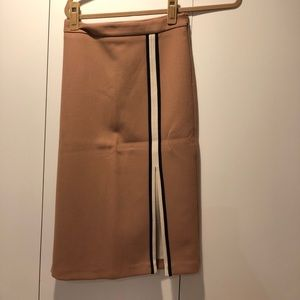 Zara Pencil Skirt w/slit