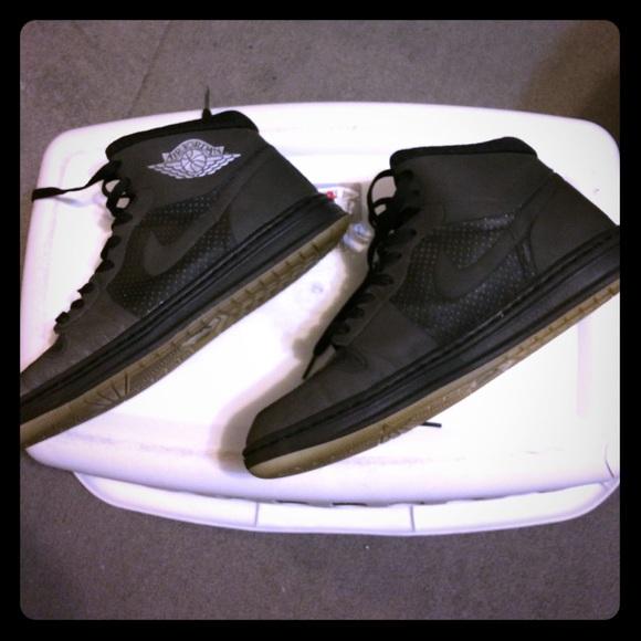 18c56eb496c081 Air Jordan Other - Black and metallic grey