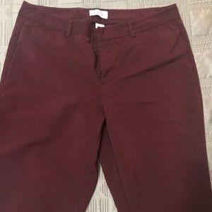 Pants - Elle crop work pant