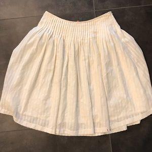 {Anthropologie Skirt}