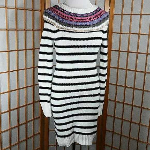 2a55efce507 Gianni Bini striped sweater dress. Gianni Bini. M 59c856a141b4e0fac904d4ca.  M 59c856ac4225be803e04c3e2. M 59c856b27fab3af14f04d1e6
