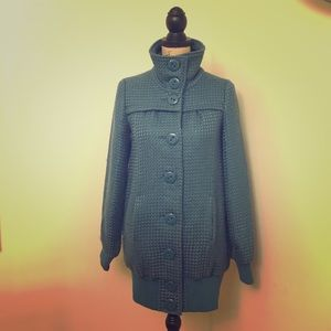 Urban Outfitters cocoon coat Silence & Noise XS