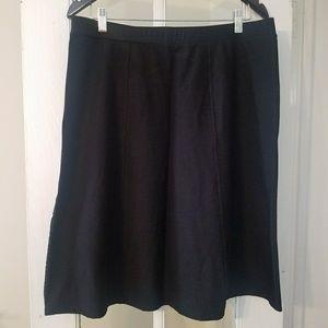 Eileen Fisher stretch skirt M