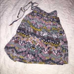 Forever 21 sz XS drawstring shorts (patterned)