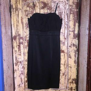 Black Maggie London cocktail dress, size 4