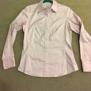 Women's button down in lilac