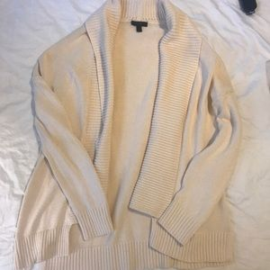 J Crew cotton cardigan