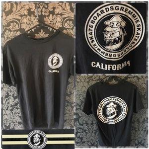 Gremmie Skateboard California Tee Shirt