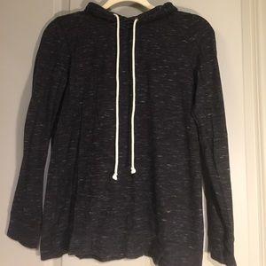 J. Crew size S light hoodie