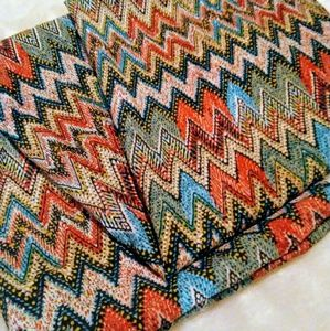 ✨NWOT✨Chatties Multicolored Tribal Scarf
