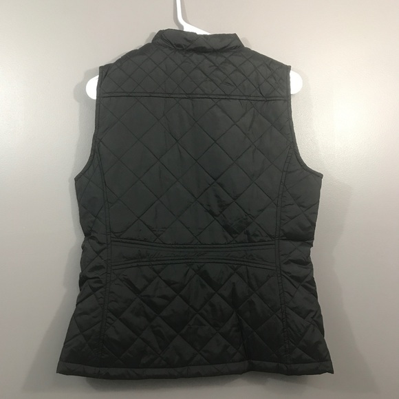 Allegra K Jackets & Coats - Allegra K • Black Puff Vest