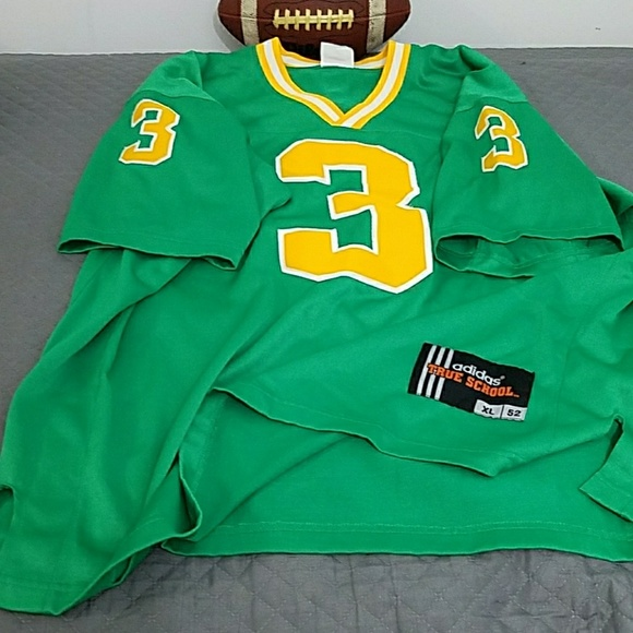 separation shoes c3142 075c8 ADIDAS JOE MONTANA NOTRE DAME FOOTBALL JERSEY