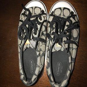 COACH shoes like new
