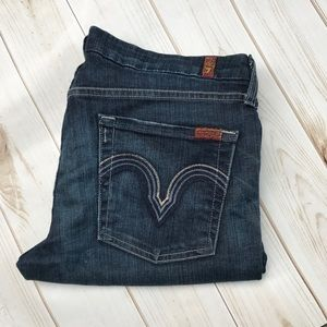 7 For All Mankind Kale Jeans