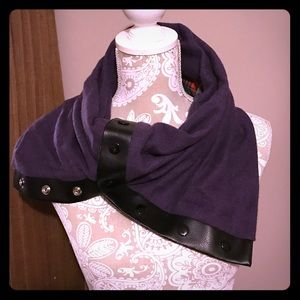 Reversible Infinity Snap Scarf