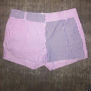 Sear sucker J.Crew Chino shorts