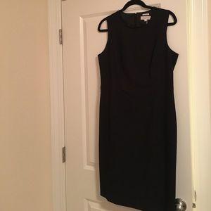 Professional Black Blazer and Black Dress Set