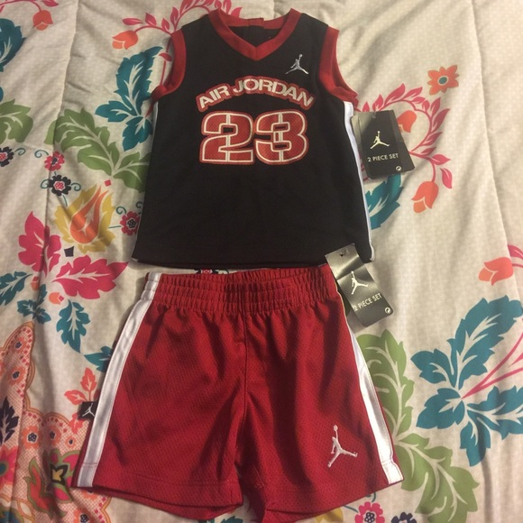 f44e17c352a Air Jordan Matching Sets | Brand New With Tags Jordan Newborn Outfit ...