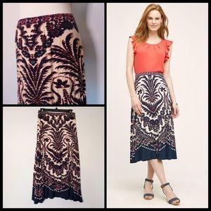 Plenty by Tracy Reese Peyton Midi Skirt