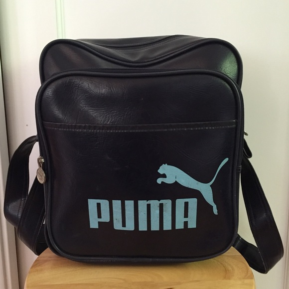 ef59c818a753 Puma faux leather crossbody bag. M 59c861fb522b45f78004f435