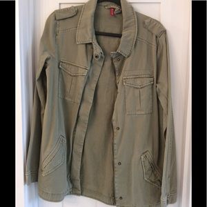H&M Military Jacket size 12, L