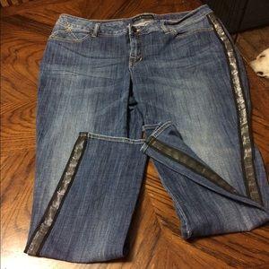 Rich & Republic jeans size 18