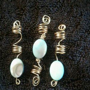 Dreadlock Jewerly, Hair Accessory, Loc Beads