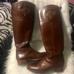 Tory Burch Riding Boots SOLD OUT
