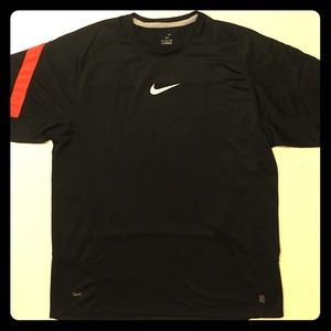 "Nike Athletic Shirt With ""Dri-Fit"" Technology M"