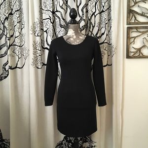 Athleta Illusion Ponte Knit Modal Blend Dress