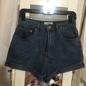 Forever 21 Mom Short Size 27