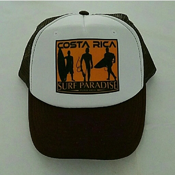 Other - Costa Rica Surf Hat 205bdcec686f