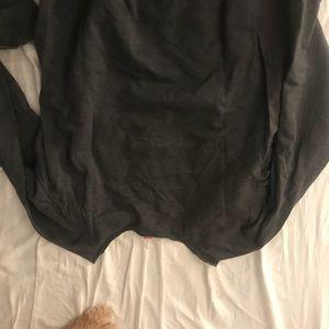 Sleeping shirt