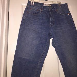 Gap vintage straight jeans