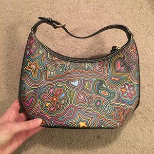 Dooney and Bourke Multicolored Mini Bag