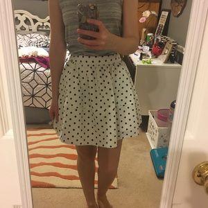 Polka Dot Express Skirt