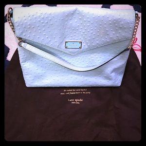 ❣️Beyond Gorgeous❣️Ostrich Kate Spade Handbag