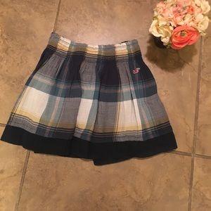 Hollister size small skirt