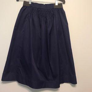 Dresses & Skirts - Royal blue midi skirt.