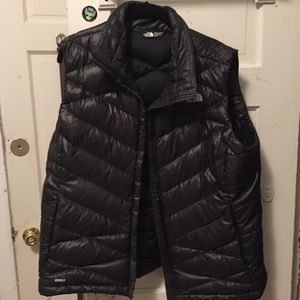 North Face Puff Vest