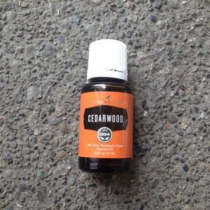 Cedarwood Essential Oil Young Living