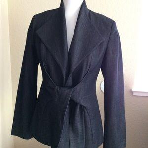 Calvin Klein Blazer sz 2 Grey