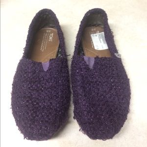 TOMS Classic Woolen Shoes