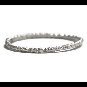 ✨ 925 glitter ring