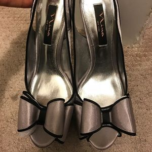 Nina  New York sling back pumps